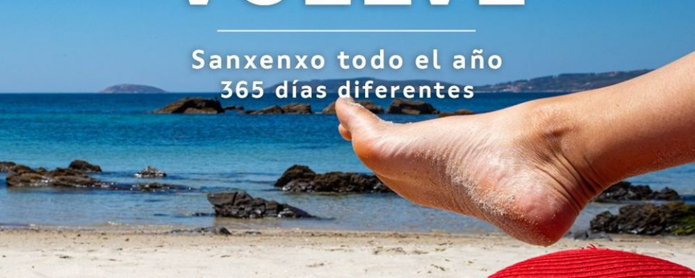 """""""Sanxenxo Vuelve"""" consiguió más de 5 millones de impactos en mercados de proximidad durante su difusión en julio"""