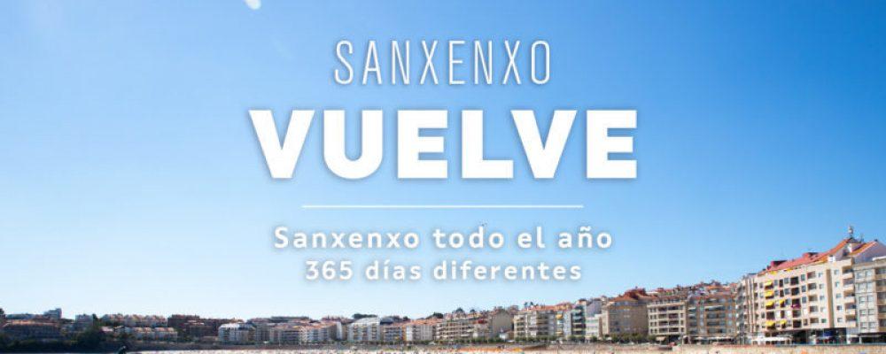 """El Consorcio lanza una campaña digital y de proximidad para reforzar el destino bajo el lema """"Sanxenxo Vuelve"""""""